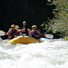 Rafting the Tieton River :