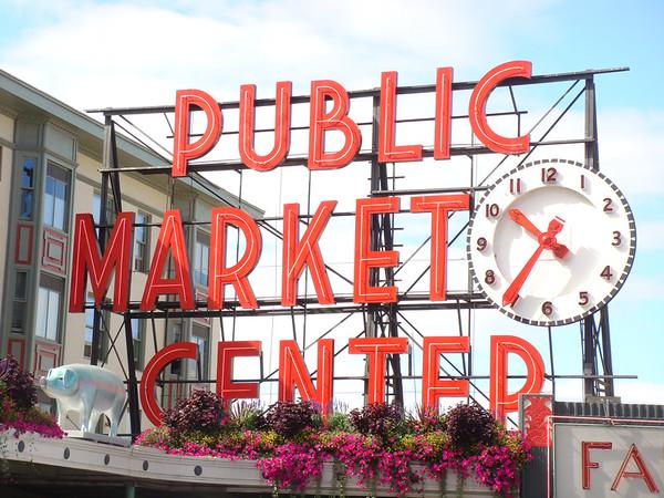 Pike Market Centennial