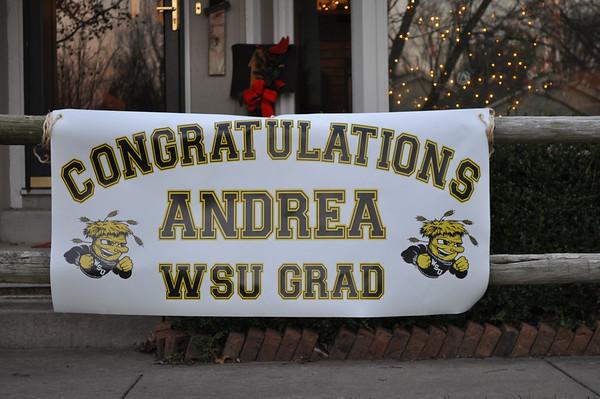 Andrea's Graduation
